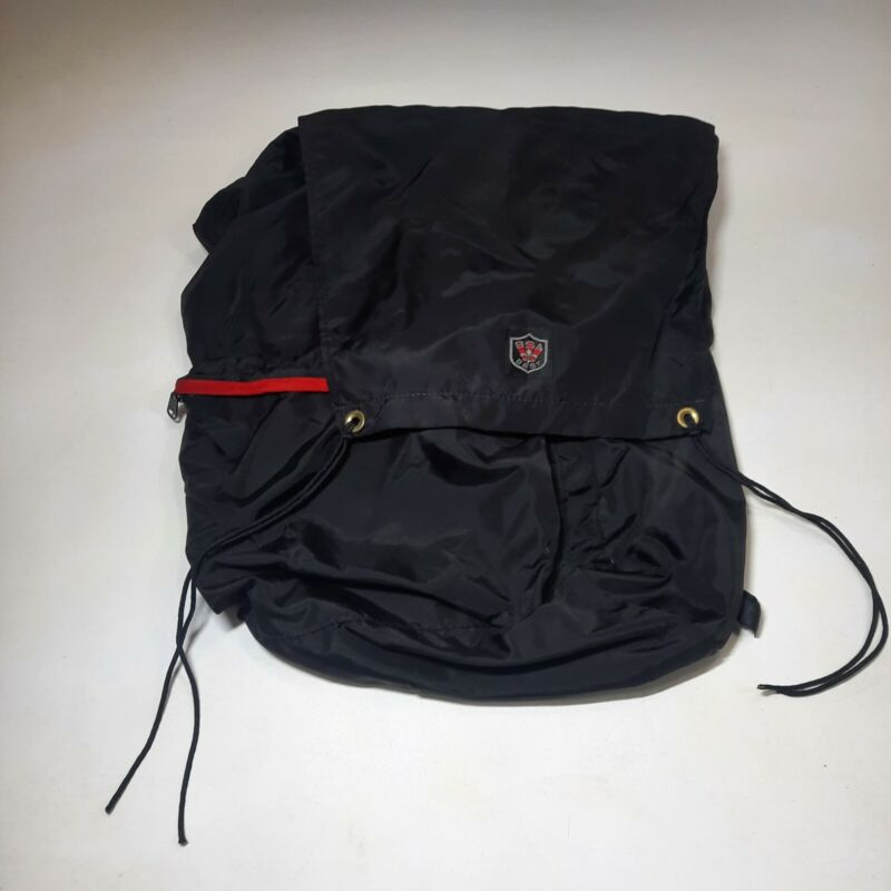 Boy Scouts of America BSA Sling Bag Black sinch backpack hiking camping