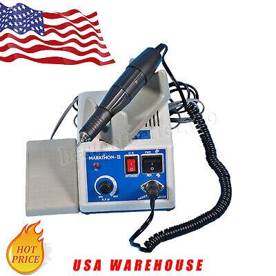 Usa Dental Lab Marathon Electric Micromotor Motor 35k Rpm Handpiece New-n3us