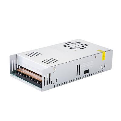 Ac 100-240v To Dc 12v 40a 480w Volt Transformer Switch Power Supply Converter Us