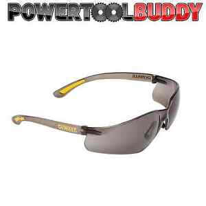NEW DeWalt Contractor Pro TINTED Protective Safety Glasses Construction Glasses