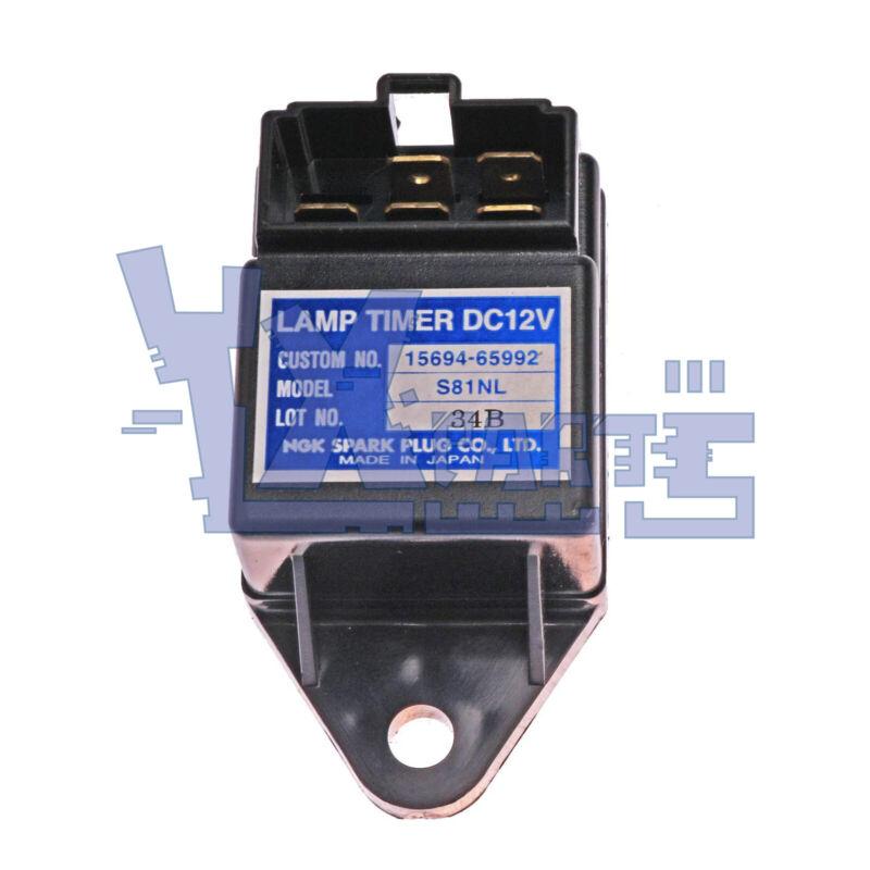 Glow Plug Relay Control Unit SBA385870500 for New Holland TC Tractors TC35 TC35D