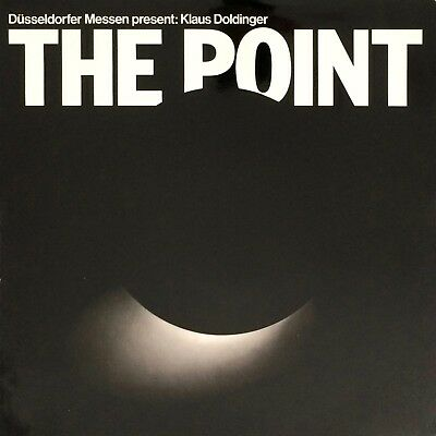 Klaus Doldinger – THE POINT 1983 ELECTRONIC AMBIENT DOPE BEATS SYNTH LOOPS LP