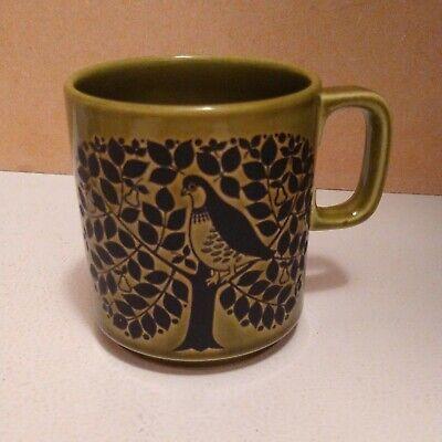 Vintage Hornsea Pigeon/Bird  Coffee Mug England John Clappison