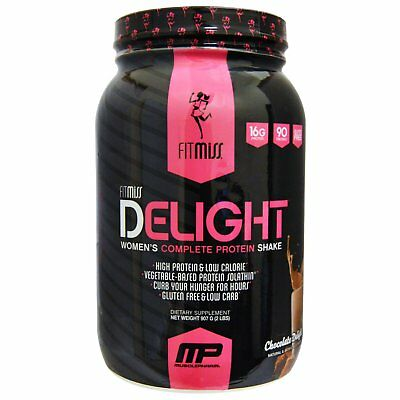 FitMiss Delight Protein Powder, Healthy Nutritional Shake fo