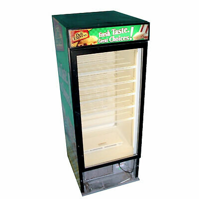 Will Ship Carrier Mc750-1-b 26.5 Cuft Refrigerated Merchandiser Man Cave