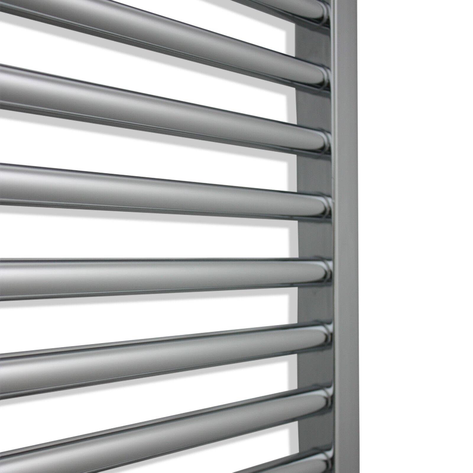 250 mm breit chrom Leiter beheizter Handtuchhalter