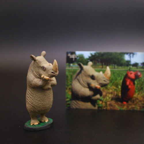 Animal Life Asakuma Toshio Rhinoceros