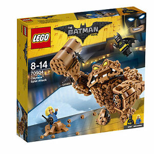 70904 LEGO Batman Movie Clayface Splat Attack 448 Pieces Age 814 New for 2017 - <span itemprop=availableAtOrFrom>Lytham St. Annes, United Kingdom</span> - 70904 LEGO Batman Movie Clayface Splat Attack 448 Pieces Age 814 New for 2017 - Lytham St. Annes, United Kingdom