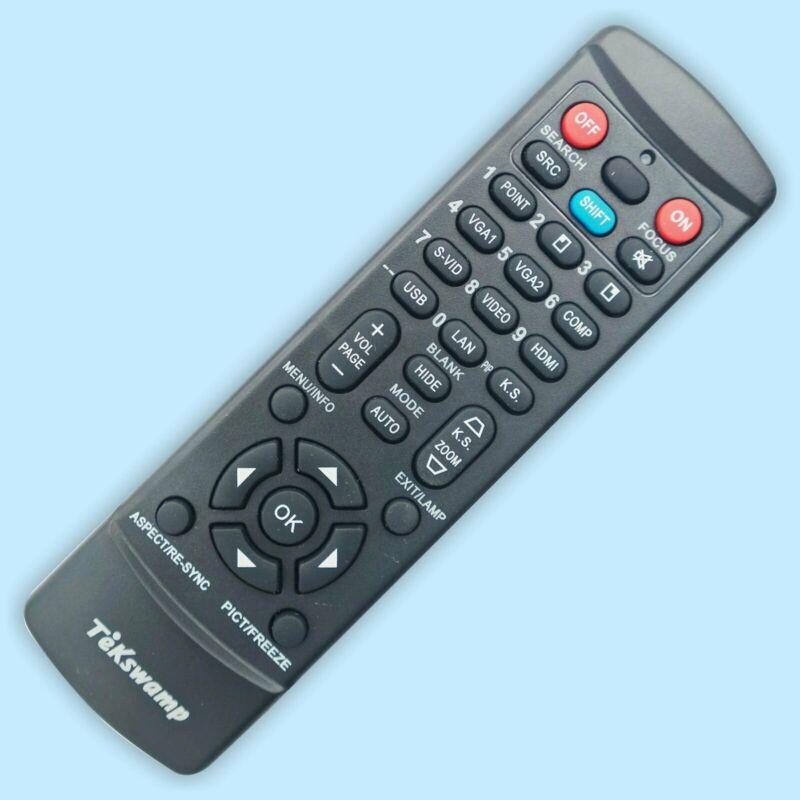 Dukane 8927HW-RJ 8956H-RJ 8928A 8931WA 8930A 8928B NEW Projector Remote Control