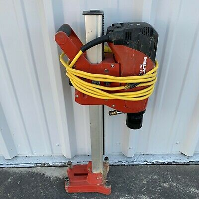 Hilti Dd 120 Diamond Core Drill Rig With Stand Coring Dd120