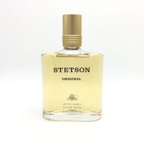 New Men's Coty Stetson Original After Shave 3.5 Fl oz