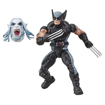Hasbro Marvel Legends Series 6-inch Collectible Action Figure Wolverine Toy