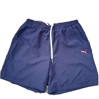 PUMA NAVY SHORTS SIZE XL