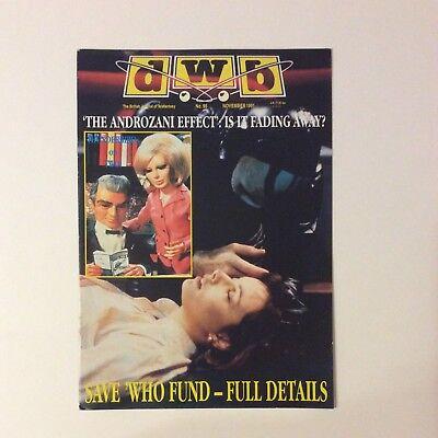 tin Fanzine — Number 95 — November 1991 (Who-bulletin)