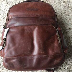 Frye Logan backpack NWT