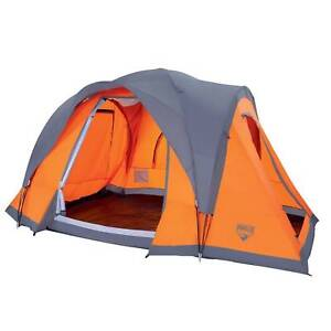 Bestway Pavillo Camping Tent Gear Camp base X6 Tent 6 Adults