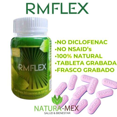 RMFLEX‼️JOINT PAIN/ARTRITIS CURCUMA Turmeric root MSM CARTILAGO TIBURON 30 caps