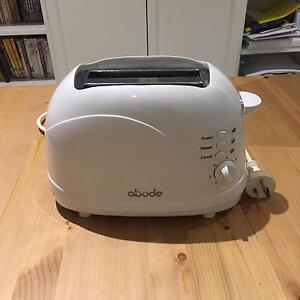 2-slice toaster Wollstonecraft North Sydney Area Preview