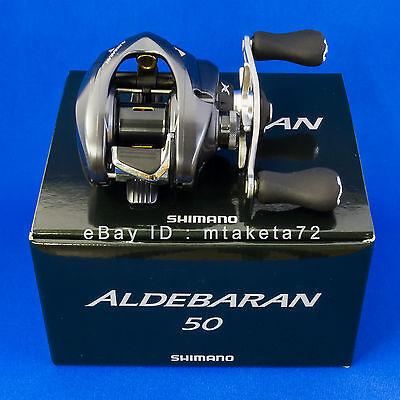 Shimano 2015 Aldebaran 50, Gear Ratio 6.5:1, Right Handle, Japan Model, 033840