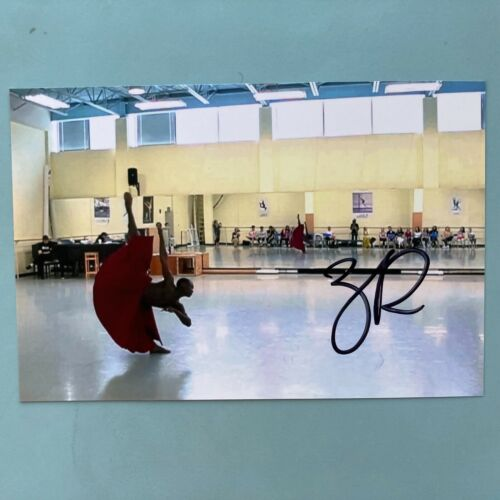 """Zachary Downer Color Signed  Photo 6""""X4 Cats Revival Mictoffelees   Dance Photo"""