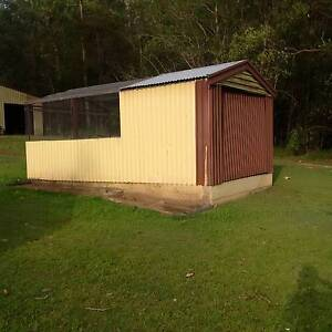 Large chook pen, bird aviary, dog or cat run for sale!!! Ipswich Ipswich City Preview
