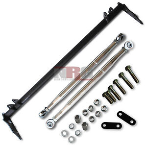 Civic CRX 88-91 Front Traction Control Strut Arm Suspension Tie Bar SBT-CV88-DK