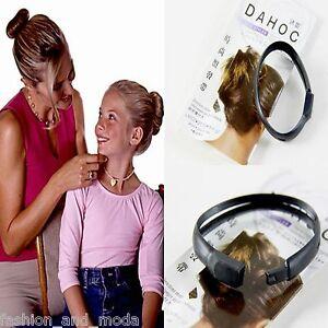 Ayuda-peinado-RODILLOS-Mono-haarstyler-PELO-Bun-Topsy-Tail-PELO-MONO