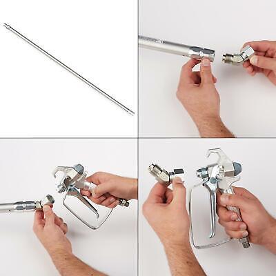 40 in. heavy duty tip extension | paint aluminum sprayer graco gun accessory kit