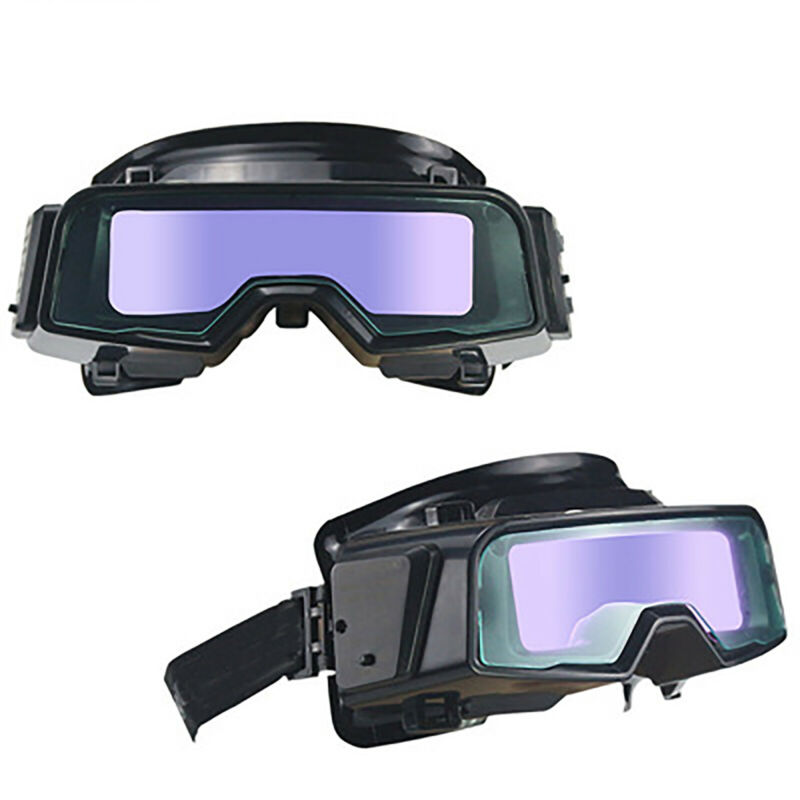 Auto Darkening Welding Glasses Head-mounted Face Protection for Electric Welding
