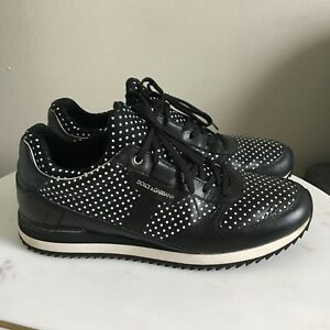 Dolce & Gabanna Leather Sneakers Size Women's 40