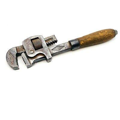 Vintage Record Adjustable Stillson Wrench No 10
