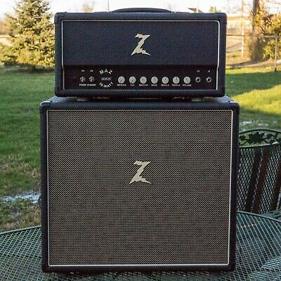 "Dr. Z Maz 38-watt ""Senior"" Head And 1x12 Speaker Cab"