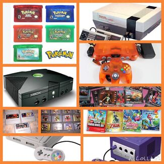 Looking to buy - old video games and systems Charlestown Lake Macquarie Area Preview