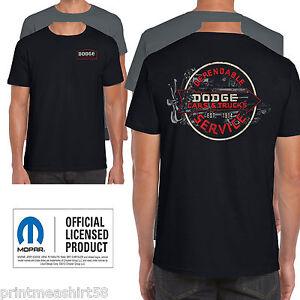 autorizada-Autentico-Clasico-Americano-DODGE-MOPAR-HEMI-Camiseta-V8-SEXY-ROD