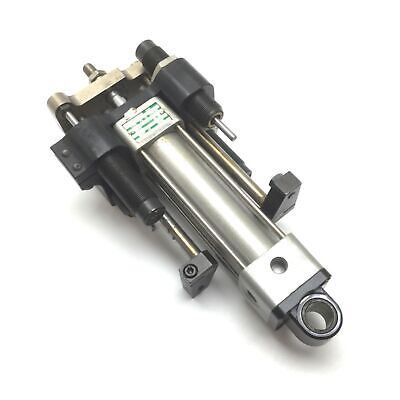 Gripping Cylinder Assembly For Komax 40t Auto Crimper Stripper Wire Machine