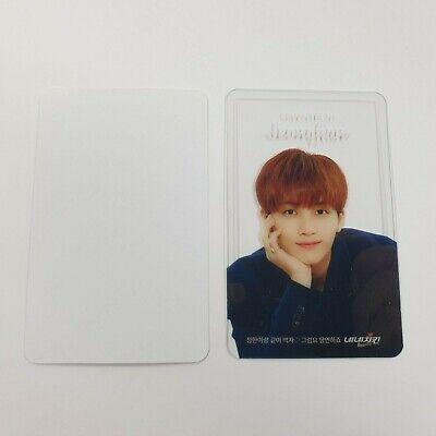 SEVENTEEN NeNe Chicken Event Goods Jeonghan Transparent Photocard 1p K-POP