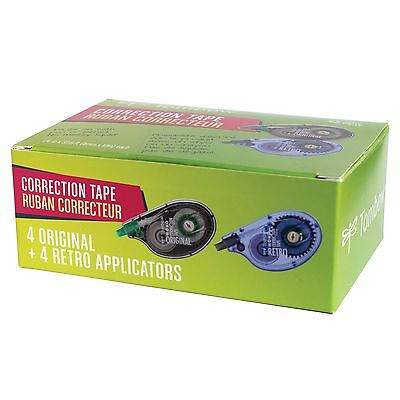 Tombow MONO Correction Tape Assorted Colors 8ct