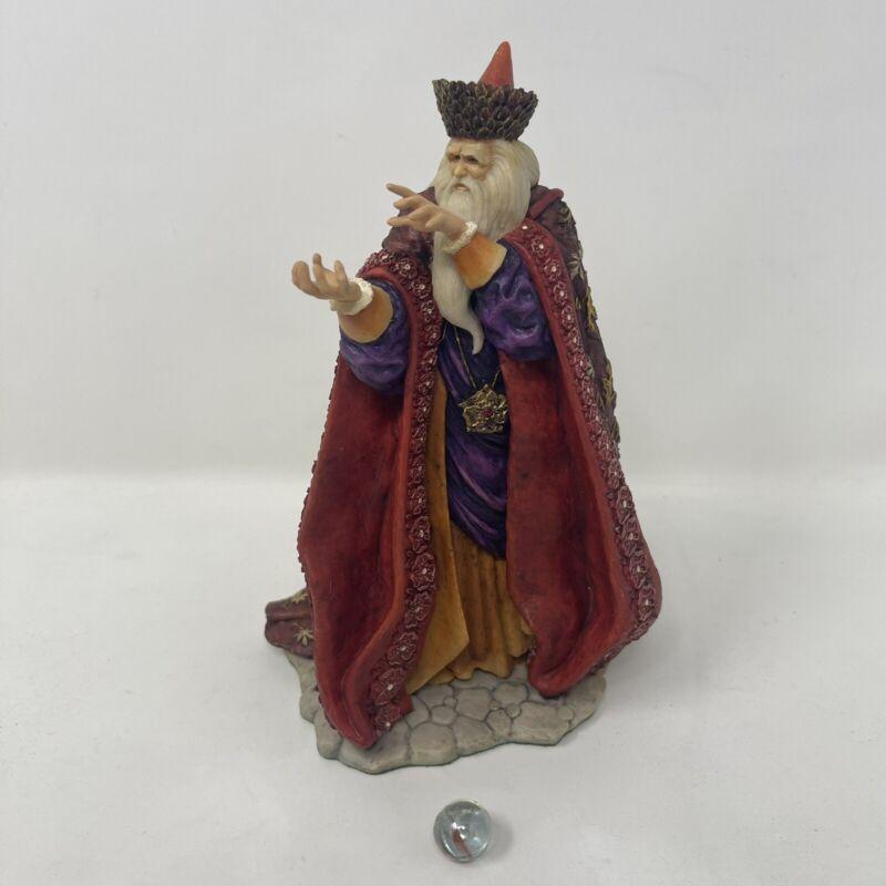 Waxifrade Authum Wizard Enchantica EN2033 Andrew Bill 1990 1st Edition