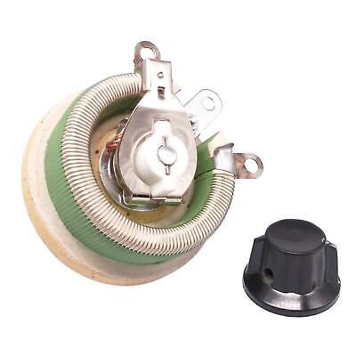 50w 20 Ohm High Power Wirewound Potentiometer Rheostat Variable Resistor