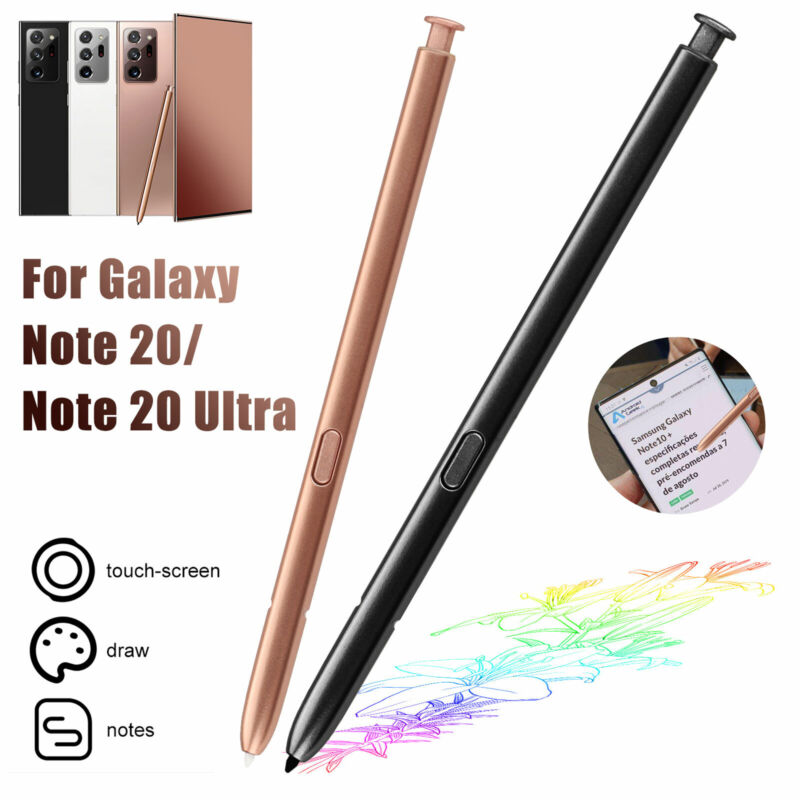 For Samsung Galaxy Note 20 Ultra Note 10/Note 10+ Stylus S Pen Touch Screen Pens