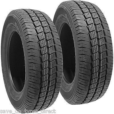2 15513 Hifly 15513 Van Commercial NEW Tyres x2 Two 90/88 1558013