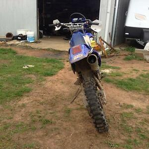 Yamaha TTR250 in good condition Young Young Area Preview