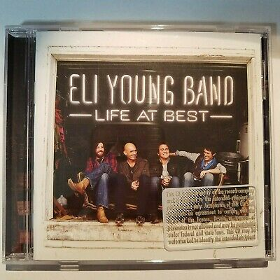 Life at Best by Eli Young Band (CD, Aug-2011, Universal