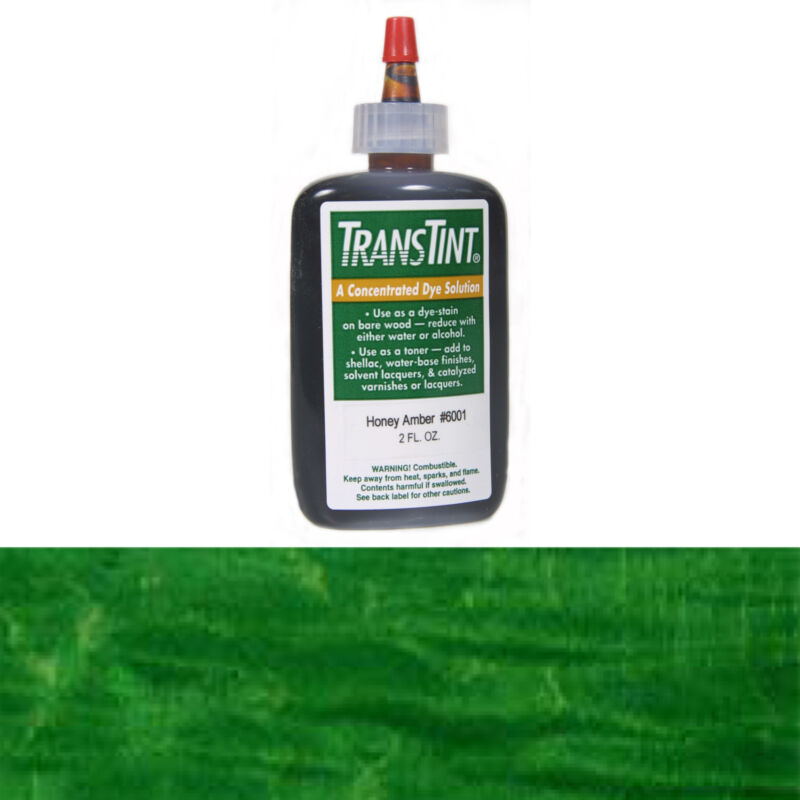 TransTint Dyes Bright Green