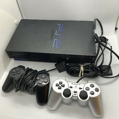Sony Playstation 2 FAT Console SCPH-30001 PS2 With Power Cord & Controller