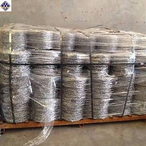 Single twist Farming Barbed Wire 2.7mm*2.2mm*200m Arndell Park Blacktown Area Preview
