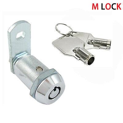 Lot Of 10 Tubular Cam Lock 78 Toolbox Safe Keyed Different 2400bm-kd