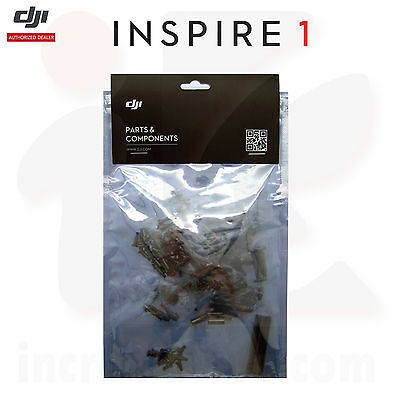 DJI Inspire 1/V2.0/PRO RC Camera Drone Part 23 Aircraft Body Screw Kit