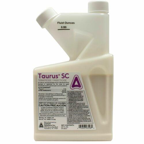 Taurus SC Termite Insectide 20 oz - Generic Termidor Ant Termite Spider Control