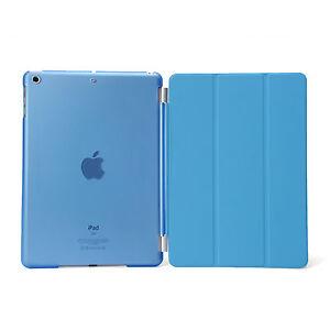 Smart Cover and Hard Back Case for Apple iPad 4 3 2   iPad mini   iPad Air 5